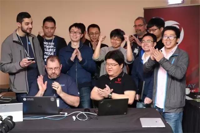 2017世界黑客大赛360获得冠军,腾讯被主办方啪啪打脸