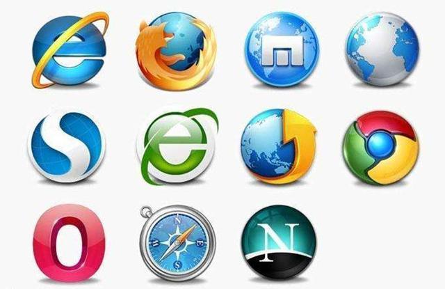 2017年最新桌面浏览器排名:Chrome第一,IE第二