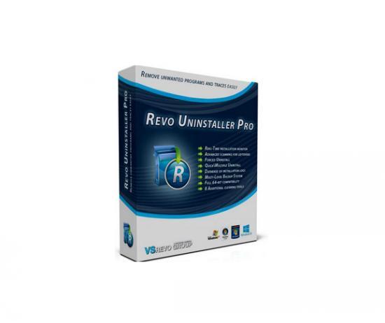 万能卸载工具:Revo Uninstaller Pro 绿色软件版下载
