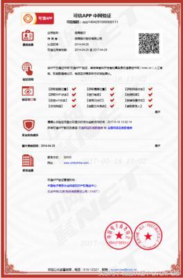 什么是可信网站认证?选择可信网站认证的四大理由