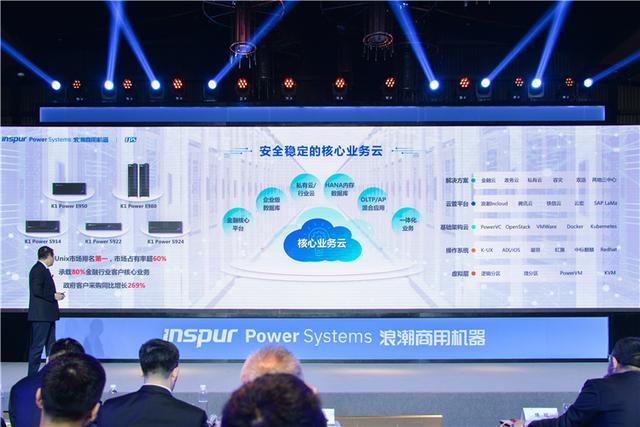 浪潮商用机器2019客户大会召开 以创新驱动行业数字化转型