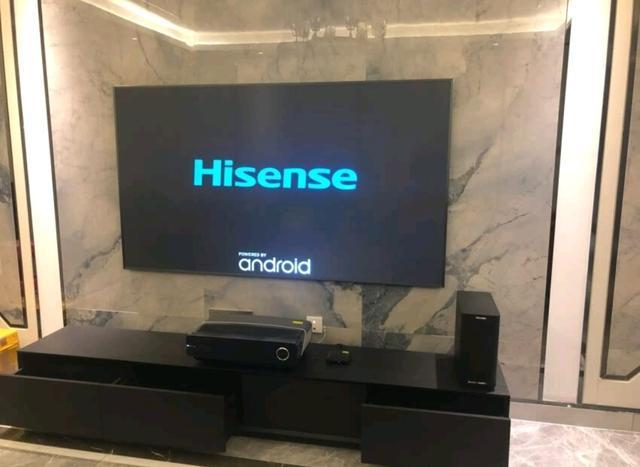 洗牌电视!75吋激光电视卖得异常火爆:未来显示