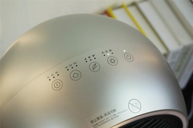 冬天选择取暖设备不迷茫,莱克暖风空气净化器体验实测