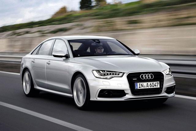 奥迪汽车新系统,全新MMI触摸响应技术,打造更强科技车型