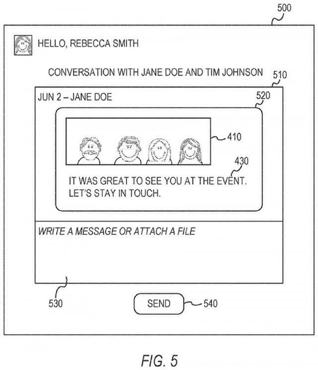 微软探索全新交流方式的专利曝光